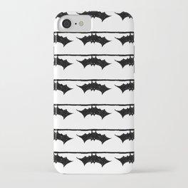 Bat friend iPhone Case