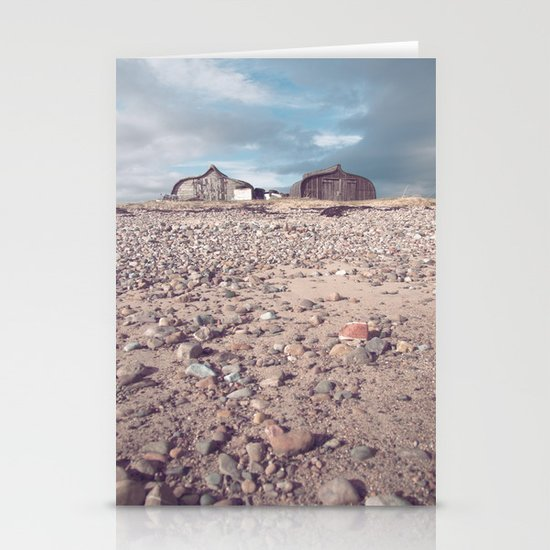 boat houses... Stationery Cards