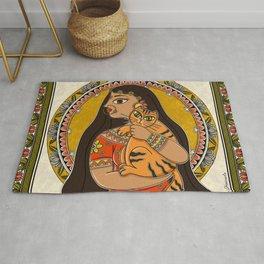 Tiger Queen Rug