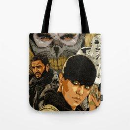 M. M. F. R. Tote Bag