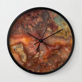 Idaho Gem Stone 33 Wall Clock