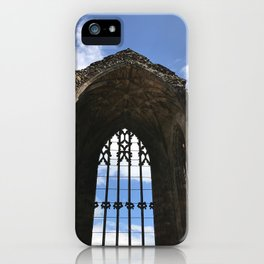 Melrose Abbey - Scotland iPhone Case