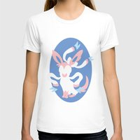 sylveon T-shirts featuring Sylveon by Polvo