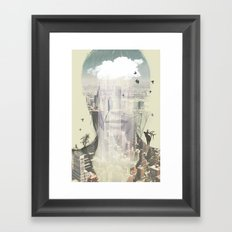 Wild New York Framed Art Print