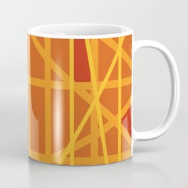 Abstract DW Coffee Mug