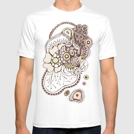 Tangled roots T-shirt