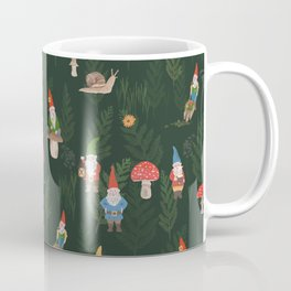 Woodland Gnomes Coffee Mug