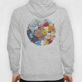 Beauty in Abstract-Realism Hoody