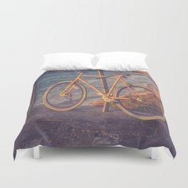 The Bike Duvet Cover