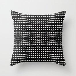 Scissor Effect no.2 Throw Pillow