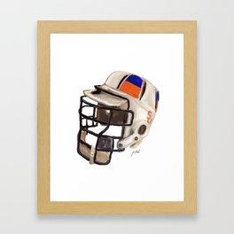 Cuse Bucket Framed Art Print