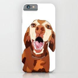 Vizsla Dog iPhone Case