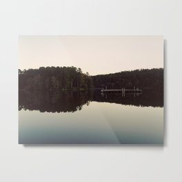 still lake Metal Print