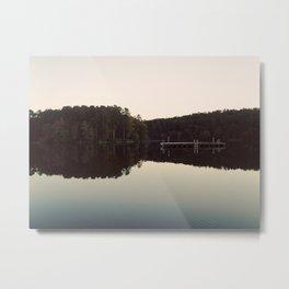 still lake Metal Print