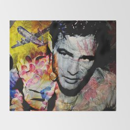 Marlon Brando Throw Blanket