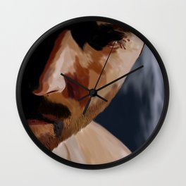part of being a hero... Wall Clock