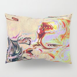 THE ROSE AND THE BUTTERFLY Pillow Sham