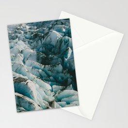 Alaska Glacier Stationery Cards