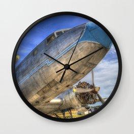 Lisunov Li-2 Wall Clock
