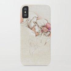 Mon amour Slim Case iPhone X