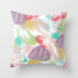 Abstract background 53 Throw Pillow