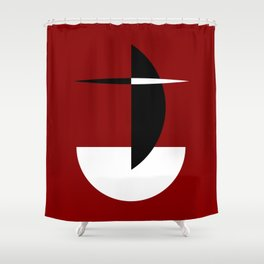THE INQUISITOR Shower Curtain