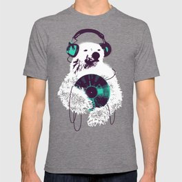 Record Bear T-shirt