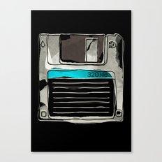 The futur  Canvas Print