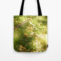 Grass & Sun  Tote Bag
