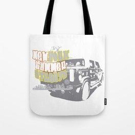 Hummer NY Tote Bag