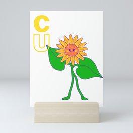 CU Mini Art Print