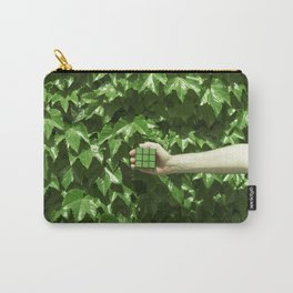 Green dreams Carry-All Pouch