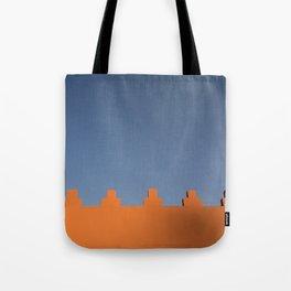 Marrakech Sky Tote Bag