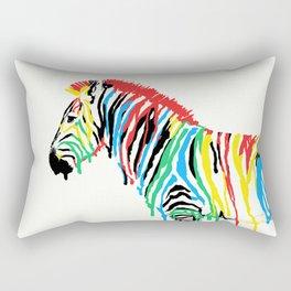 Fresh Paint Rectangular Pillow