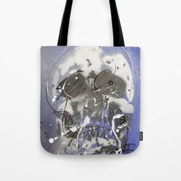 Skull #2 Tote Bag