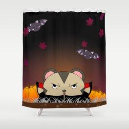Dracumole Shower Curtain