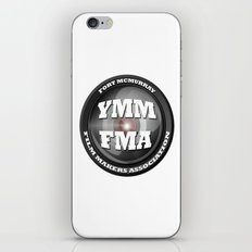 Fort McMurray Film Makers Association iPhone & iPod Skin