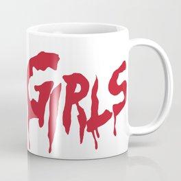 Nice Girls Coffee Mug