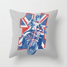 Who's your favourite Daredevil Throw Pillow