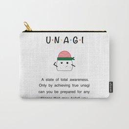 Friends - Unagi Carry-All Pouch