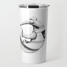 ant-eater Travel Mug