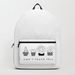 Can't touch this! Backpack