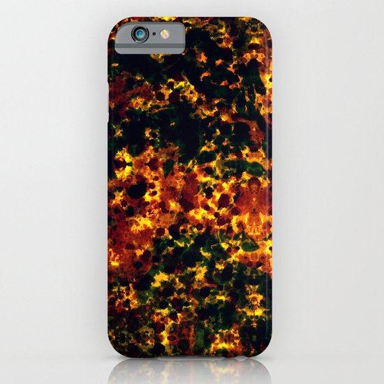 Fiery Tortoise iPhone & iPod Case