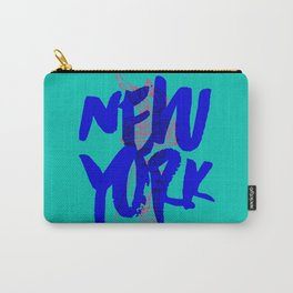 Place: New York Carry-All Pouch