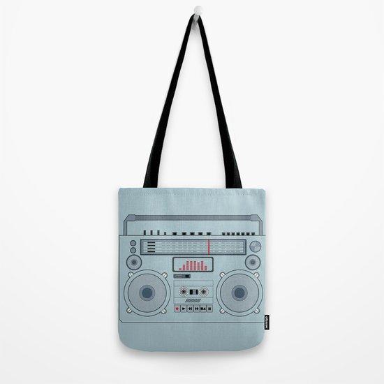boombox  v1 Tote Bag