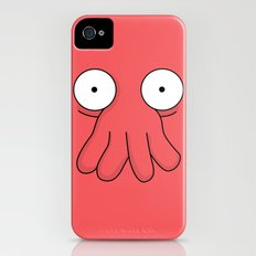Dr. Zoidberg iPhone (4, 4s) Slim Case