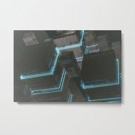 sumperground Metal Print