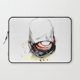 Coffee Face 04 Laptop Sleeve