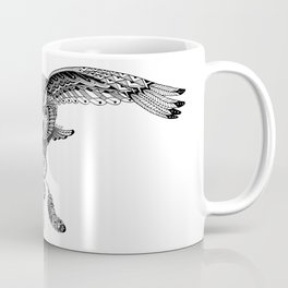 The owl is dreaming Coffee Mug