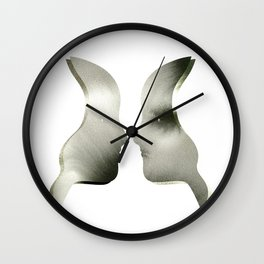 Profiles Wall Clock